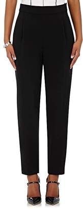 Lisa Perry Women's Pleat-Front Pants