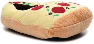 Ground Up Pizza Youth Slipper - Girl's