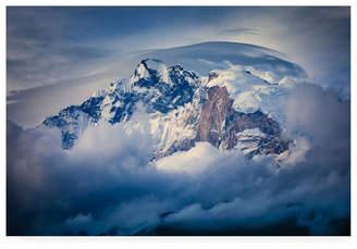 "Annapurna Adrian Popan Range Canvas Art - 15"" x 20"""