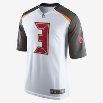 Nike NFL Tampa Bay Buccaneers (Jameis Winston) Men's Football Away Game Jersey