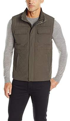 Vince Camuto Men's Nylon Quilted Vest
