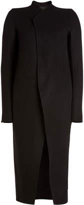 Rick Owens Tusk Wool Coat