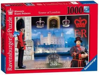 Ravensburger Historic Royal Palaces The Tower Of London, 1000Pc Jigsaw Puzzle
