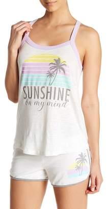 PJ Salvage Sunshine On My Mind PJ Tank Top