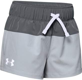 Under Armour Girls' UA Beat The Heat Splash Board Shorty