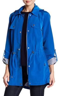 Tommy Hilfiger Hooded Drawstring Jacket