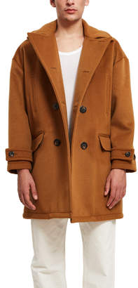 Opening Ceremony Oversized Peacoat