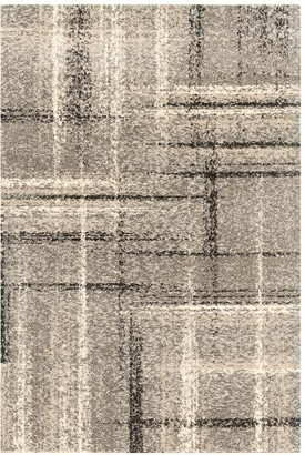 United Weavers Chenille Collection Mirage plaid rug
