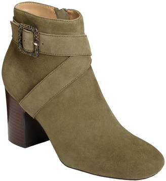 Aerosoles Strappy High Heel Booties - Tall Order