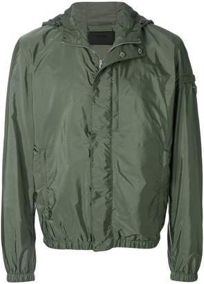 Prada lightweight zipped jacket