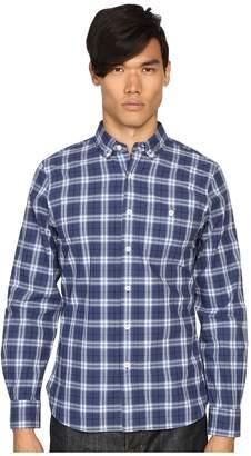 Todd Snyder Plaid Shirt Men's Clothing