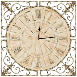 Safavieh Kathleen Clock 27-in. Round Wall Clock