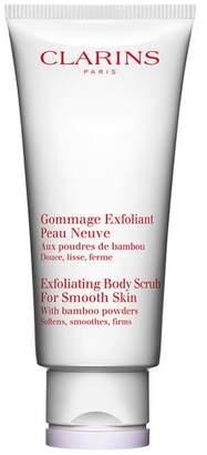 Clarins Exfoliating Body Scrub For Smooth Skin, 6.8 Oz