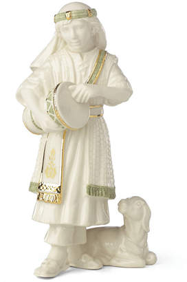 Lenox First Blessings Drummer Boy Figurine