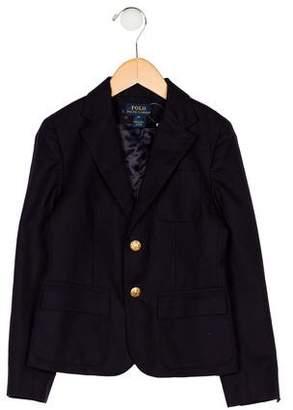 Polo Ralph Lauren Boys' Wool Blazer w/ Tags