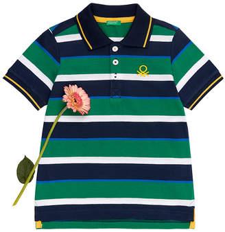 Benetton (ベネトン) - BENETTON (UNITED COLORS OF BENETTON (BOYS) ボーダーポロシャツ