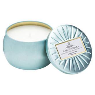 Voluspa Decorative Tin Candle - Casa Pacifica