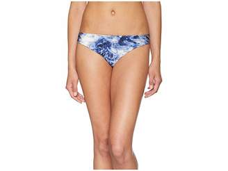 Lucky Brand Crushed Waves Reversible Hipster Bottom