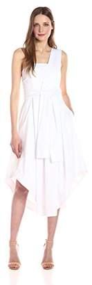 KENDALL + KYLIE Women's Sleeve Wrap Dress