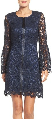 Women's Laundry By Shelli Segal Lace Dress $225 thestylecure.com