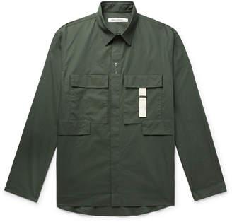 Craig Green Cotton-Ripstop Shirt