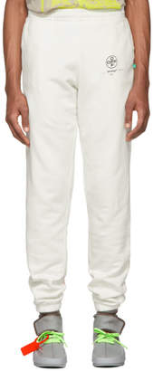 Off-White Stencil Lounge Pants