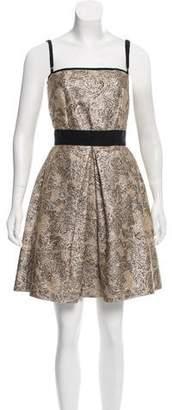 Dolce & Gabbana Brocade Mini Dress