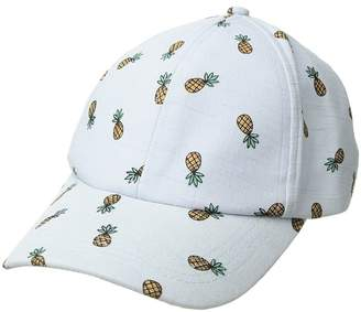 Collection XIIX Hawaiian Pineapple Party Baseball Baseball Caps