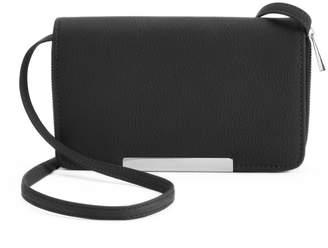 Apt. 9 Zip-Around RFID-Blocking Crossbody Wallet