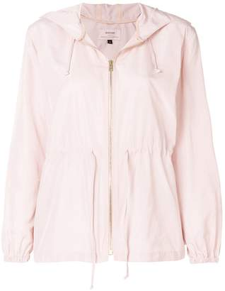 Emilia Wickstead Bodyism x hooded jacket