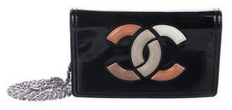 Chanel Lipstick Wallet On Chain