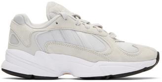 adidas Grey Yung-1 Sneakers
