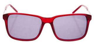 3.1 Phillip Lim Marceau Tinted Sunglasses