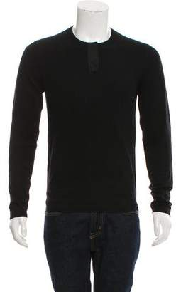 Karl Lagerfeld Cashmere Knit Sweater