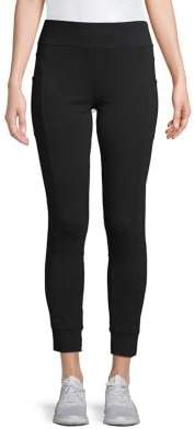Andrew Marc Patch Pocket Leggings