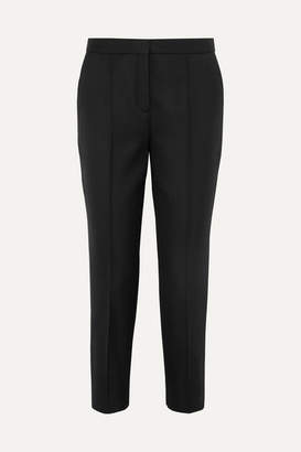 By Malene Birger Santsi Twill Tapered Pants - Black