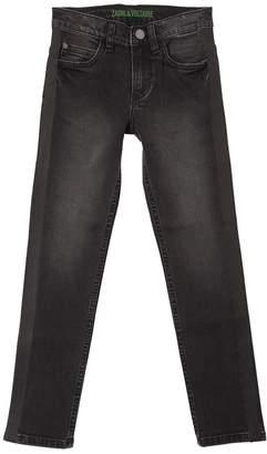 Zadig & Voltaire Stone Washed Stretch Denim Jeans