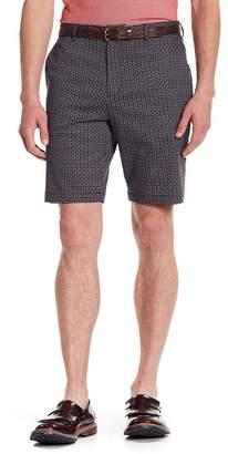 Perry Ellis Geometric Modern Fit Shorts