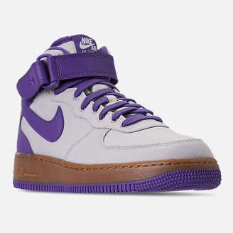 Nike Men's Force 1 Mid '07 TXT Casual Shoes
