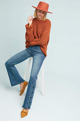 Pilcro and the Letterpress Pilcro High-Rise Bootcut Jeans