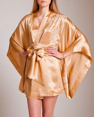 Carine Gilson Short Kimono