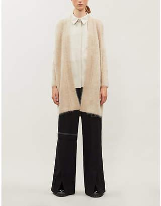 Max Mara Maroso oversized knitted cardigan