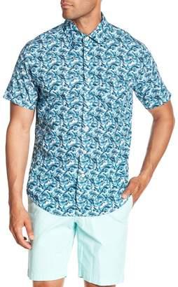 Kennington Malibu Short Sleeve Print Shirt
