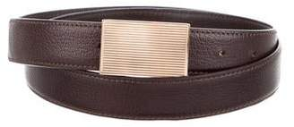 Tom Ford Grained Leather Belt