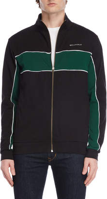 Bellfield Color Block Zip-Up Jacket