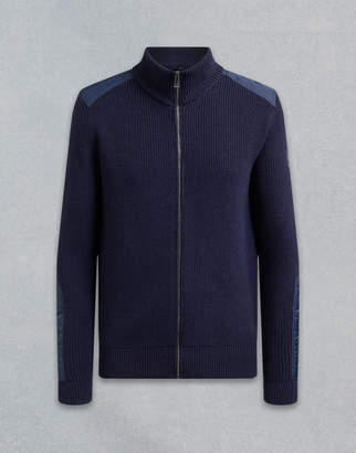 Belstaff Osterly Zip-Through Cardigan