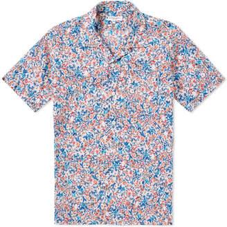 Engineered Garments Short Sleeve Camp Shirt