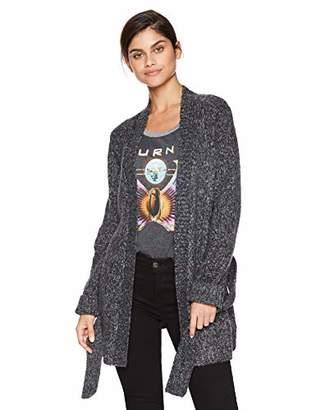 Levi's Women's Wide Belted Cardi Sweater