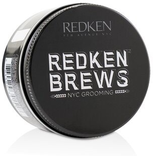 Redken Brews Maneuver Cream Pomade (Medium Control / Smooth Finish) 100ml/3.4oz