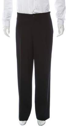 Gucci Flat-Front Dress Pants